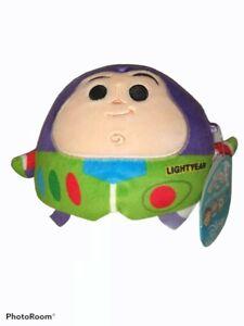 """NWT Squishmallow 5"""" Disney Toy Story Buzz Lightyear Soft Plush Item #287228"""