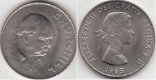 Monnaie Grande-Bretagne Crown Winston Churchill  1965