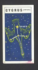 """BROOKE BOND - OUT INTO SPACE (""""ISSUED WITH"""") - #40 CYGNUS, THE SWAN"""