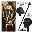 James Bond SPECTRE Day of the Dead Skull Cane Ltd Ed Prop Replica Factory Ent