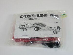 Monogram Tom Daniels Cherry Bomb Model Kit #6761 - Complete