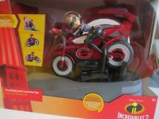 More details for incredibles 2. the elasticycle launcher set