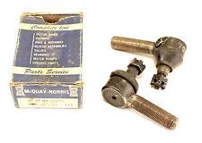 46 47 48 49 50 51 52 53 54 55 Kaiser Frazer Tie Rod Ends ~ 201236 201237 ~ ES135