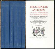The Complete Hans Christian Andersen All 168 Stories Limited Editions Club 1949