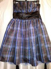 JUNIOR'S Strapless Dress by Candies  Size 3 HOLIDAY PARTY  SPECIAL OCCASION