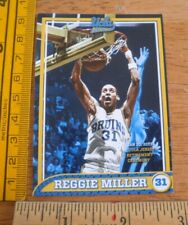 Reggie Miller UCLA basketball card jersey Retirement ceremony attendees ONLY!