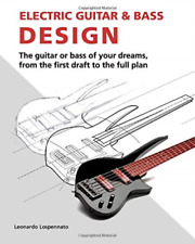 Steinberger Ned-Electric Guitar & Bass Design BOOK NUOVO