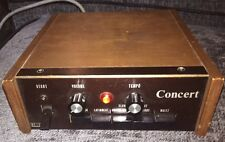 Rare Vintage Drum Machine CONCERT RF-5