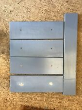 IKEA Applad blue drawer fronts from Faktum kitchen unit