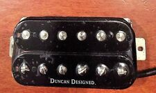 humbucker DUNCAN DESIGNED HB103B bridge - pour guitare