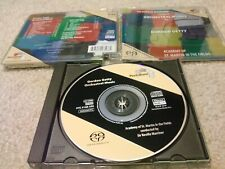 Getty Orchestral Works Marriner SACD Hybrid CD