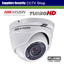 HIKVISION TURBO HD-TVI 1080P CCTV METAL DOME 2MP 20M IR CAMERA DS-2CE56D0T-IRMF