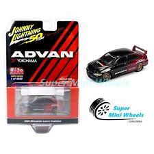 Johnny Lightning 50th 2004 Mitsubishi Lancer Evolution Advan Yokohama 1:64