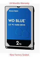 """Western Digital WD WD20SPZX 2.5"""" 2TB SATA III 6Gb/s 7mm Thin 128MB Internal HDD"""
