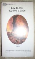 LEV TOLSTOJ - GUERRA E PACE - VOLUME TERZO III - ED:EINAUDI - ANNO:1974 (RN)