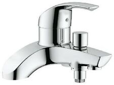GROHE Eurosmart Bath Shower Mixer Tap Single Lever Deck Mounted 25105000