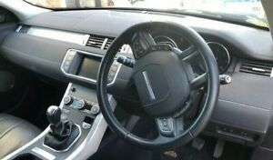 RANGE ROVER EVOQUE DASHBOARD AND AIRBAG KIT