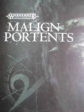 Warhammer Age of Sigmar Malign portents Sourcebook 2018