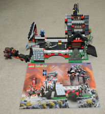 LEGO 6089 Castle Ninja Stone Tower Bridge, Complete with Minifigs, Instructions