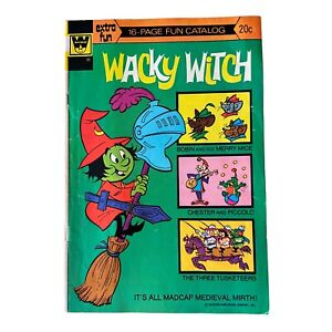 Wacky Witch #13 - Bronze Age (1973) Western Publishing Co. A1
