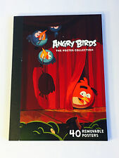 ANGRY BIRDS POSTER BOOK Nerd Block Jr March 2017