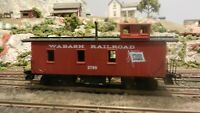 Roundhouse MDC HO Old Caboose, Wabash, Upgraded, Exc.