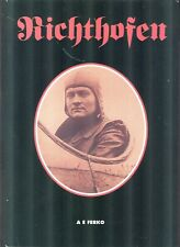 RICHTHOFEN by Ferko  - WINDSOCK  DATAFILE  SPECIAL - new   sb  book