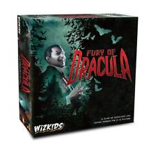 Fury Of Dracula 4th Edition Board Game Wizkids 73459 Gothic Horror Halloween