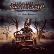 Tobias de Sammet Avantasia/the Wicked Symphony(nuclear Blast 27361 23512) CD