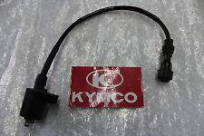 KYMCO DINK 125 S3 ALLUMAGE BOBINE D'ALLUMAGE Connecteur de bougie Câble #r7040