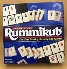 The Original Rummikub Game by Pressman - 1997 Edition - 100% Complete!