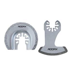 Diamond Carbide Grit Multi-Tool Blades