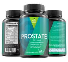 Premium Natural Prostate Treatment Formula by Naturo Sciences - 60 Capsules