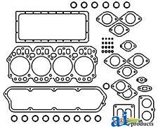 John Deere Parts GASKET SET OVERHAUL  RE16934  510B (4.276D & 4045D Eng), 493D (