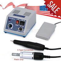 Dental Lab Marathon N3 Micro Motor Polish Machine & 35K RPM Handpiece 2 Types