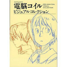 Dennou Coil visual collection illustration art book / Coil A Circle of Children