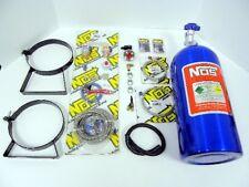 Volkswagen Audi Wet Nos Nitrous System Gauge Kit Bottle