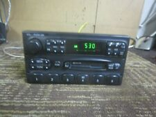 03 04 Ford F350 Radio Stereo Cassette Player Receiver Audio AM FM 3C2T19B132AC
