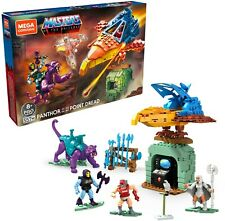 Mega Construx Pro Masters of the Universe - Skeletor Panthor At Point Dread Set