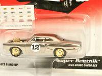 Johnny Lightning White Lightning Super Beetnik 1969 Dodge Super Bee Rebel Rods