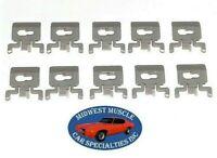 92-97 Cadillac Deville Seville Body Door Lower Side Molding Trim Clips 10pcs XX