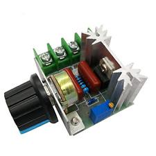Hiletgo 2000w Pwm Ac Motor Speed Control Module Dimmer Speed Regulator 50 220v
