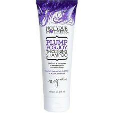 Not Your Mothers Plump For Joy Thickening Shampoo 8 oz