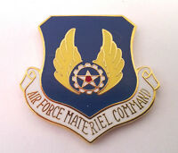 AIR FORCE MATERIEL COMMAND Military Veteran US AIR FORCE Hat Pin 15826 HO