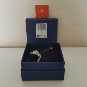 Swarovski Flower Noteholder Silver Crystal - A 9448 NR 100 005