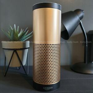 Amazon Echo 1st generation - Metallic Gold Finish