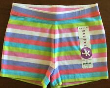 NWT J KHAKI GIRLS STRIPED SHORTS SIZE 4T ~ Cotton & Spandex ~ MSRP $16.00