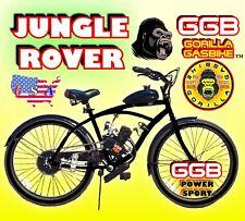 "49cc 48cc 50cc 66cc 80cc 2-STROKE MOTORIZED BIKE KIT AND 26"" BICYCLE DIY"