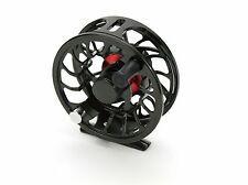 Fly reel 5/7 wt. carbon multi disk drag CNC machine cut completely waterproof