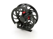 Fly reel 5/7 wt. carbon multi disk drag CNC machine cut completely waterproof
